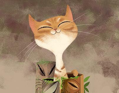 Tiki Cats
