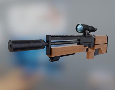 WD3000 Sniper rifle