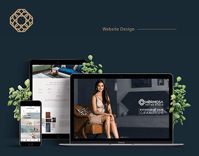 Hermosa- Website Design