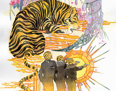 FEARSCAPE #3 Vault Comics - Ariela Kristantina