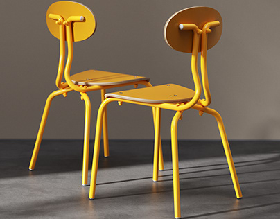 Suvæ child chair