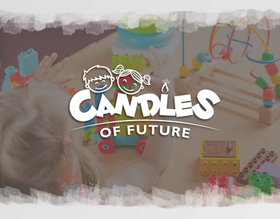CANDLES OF FUTURE : Kindergarten brand