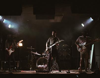 Warnabumi Band Live in Soundmaker Studio, Penang