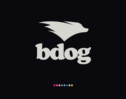 BDOG - Logo Design - Pet