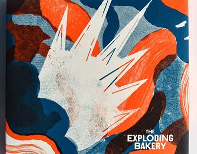 Exploding Bakery by Ailsa Johnson