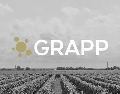 GRAPP - Webdesign