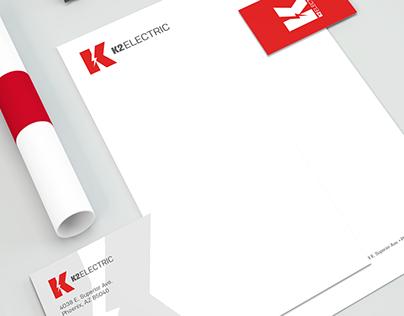 K2 Electric - Branding