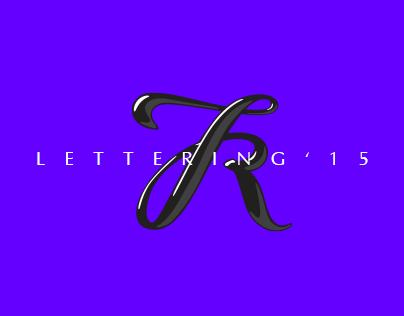 Lettering '15