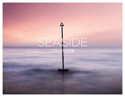 Seaside Volume Five: Colourful Seascapes