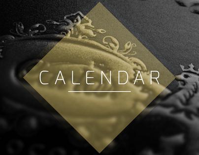 Corporate calendar CARLA