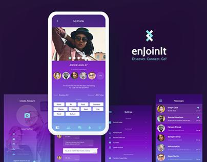 Social Network App UI/UX