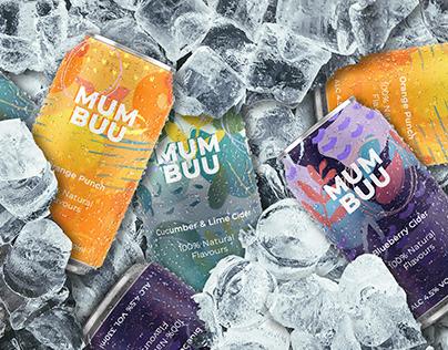 Mumbuu Cider | Product Mockup | Branding | Hectoor