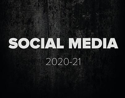 Social Media 2020-21