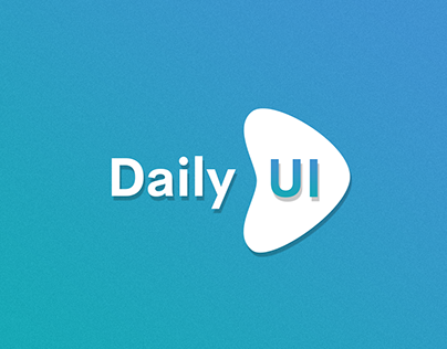 Daily UI App Challenge