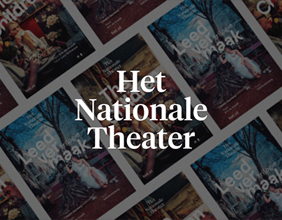 The National Theater in Motion