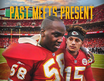 Past Meets Present: Derrick Thomas and Patrick Mahomes