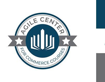 Agile Center Logo Design
