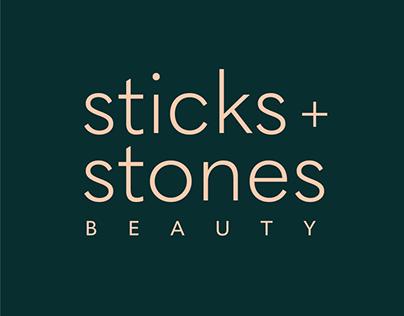 Sticks + Stones.