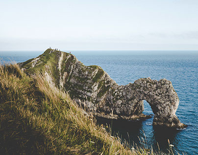 The Jurassic Coast, England