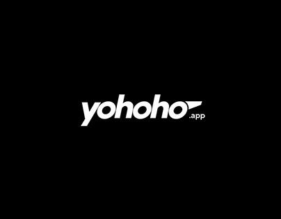 Yohoho App | Branding