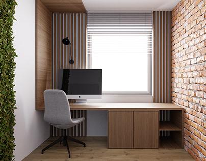 Modern interior design with blender v0.621