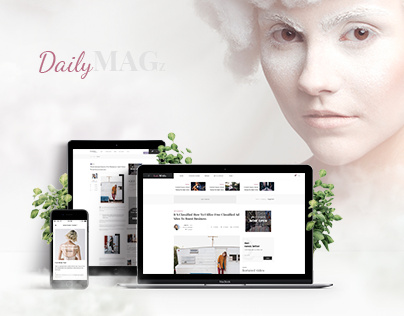 Fashion Magazine (from DailyMAGz) | Daily Fashion
