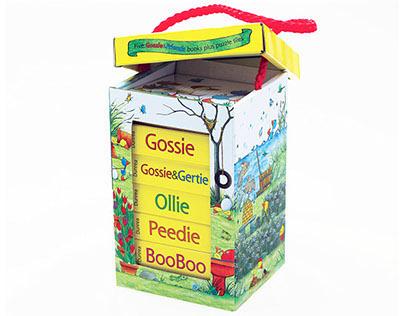Gossie Board Book Tower