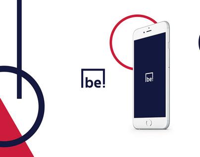 Be - App Design