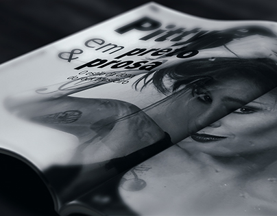 Revista Downtown Ed. 13 - Pitty