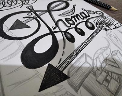 Visual Identity | Hand-Lettering Illustration