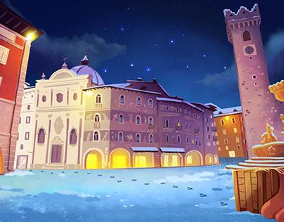 Trento - Background Design
