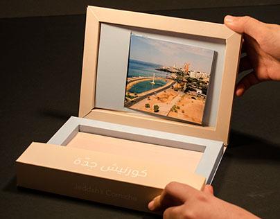 Packaging Jeddah's Corniche