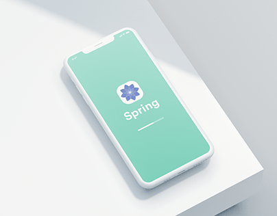 Spring - Mobile App