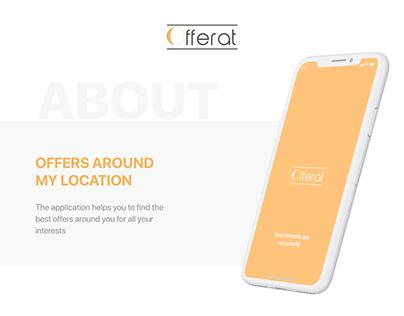 offerat mobile app