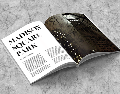 Editorial Design | Magazine Layout