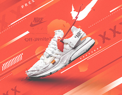 Nike x Off-White Poster (Spoof) | Nike Air Presto