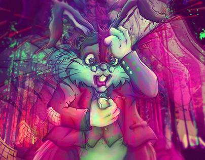 Ilustraciones Alice In Wonderland