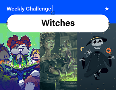Weekly Challenge: Witches