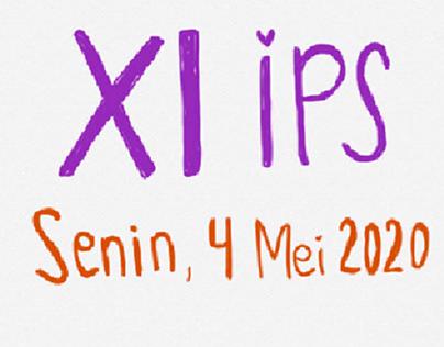 XI IPS (4 Mei 2020)