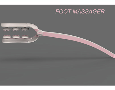 Simple Mechanical Device: Foot Massager