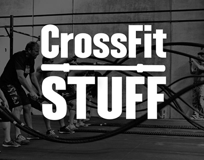 CrossFit Logos and Misc