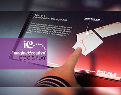 INTERFACE UX/UI, interactivos por Sergio Sediles