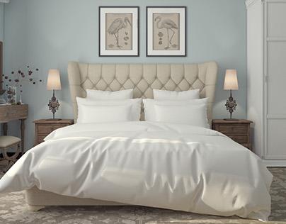 Master Bedroom ( Главная спальня)