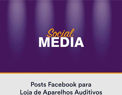 Social Media - Facebook - Posts