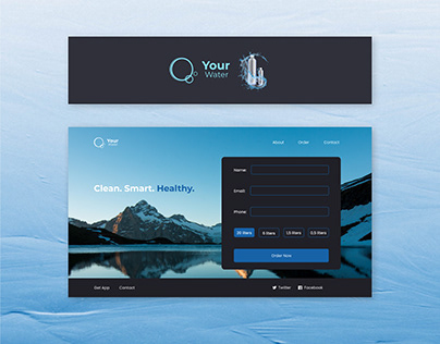 Web Design, Prototype, Logo Design, UX/UI
