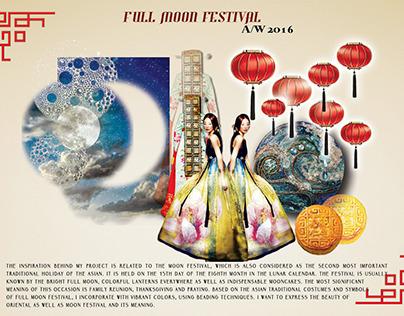TERM 4 - Eveningwear Project LCDF - Full Moon Festival