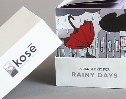 Kose Granulated Candle Kits