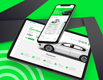 Carnaan | Web and Mobile App Ui / UX Design