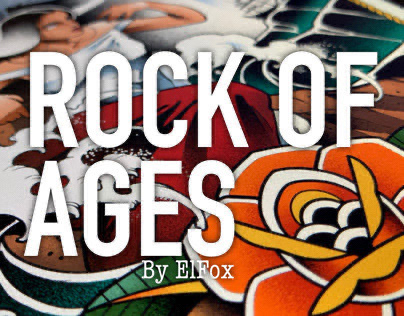 Rock of Ages by ElFox
