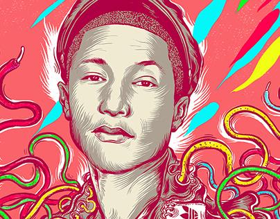 Collaboration- Pharrell Williams for adidas originals